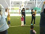 親子ニコニコサッカースクール